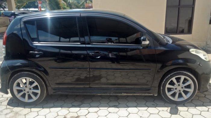 Bawa Kabur Mobil Kekasih, Honorer Pemkab Lampung Timur Diamankan Polisi