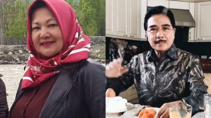 Hotma Sitompul Tetap Bungkam, Tak Gentar Disomasi Rosmawaty Ginting