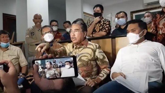 Hotma Sitompul Siap Ganti Lahan Milik Ibu Desiree Tarigan yang Terpakai, 'Dia Taat Hukum'