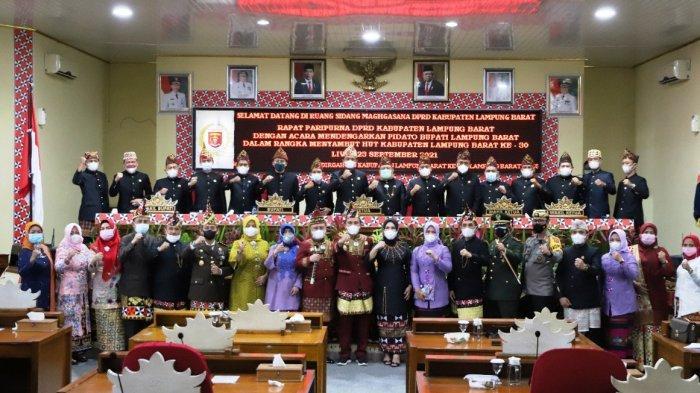 HUT Ke-30 Lampung Barat, Parosil Mabsus: 30 Tahun Usia yang Matang bagi Satu Daerah