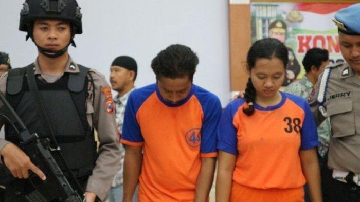 Ibu Guru Dibunuh di Rumahnya, Cara Sadis Suami Istri Habisi Nyawa Korban Diungkap Polisi