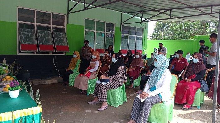 Ibu Hamil di Mesuji Lampung Vaksinasi Perdana Hari Ini