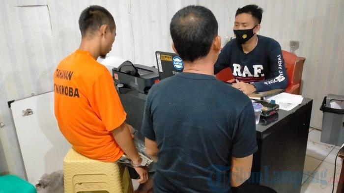 Identitas Oknum PNS BPBD Lampung Utara yang Tertangkap Kasus Narkoba Diungkap Polisi