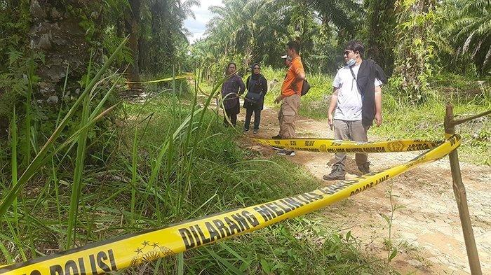 Pasangan Selingkuh Ditemukan Meninggal, Wanita Dalam Karung, Pria di Pohon