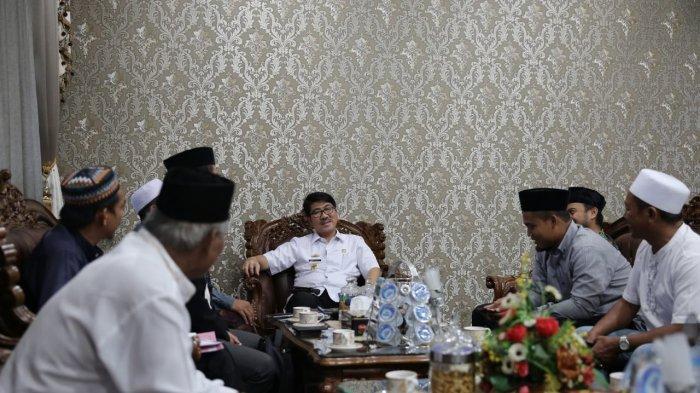 Ikatan Khatib Dewan Masjid Indonesia Minta Pj. Sekdaprov Hamartoni Jadi Penasehat IK-DMI Lampung