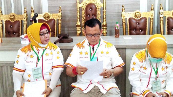 Ike Masih Pikirkan Langkah, Bawaslu Bandar Lampung Tolak Gugatan Ike Edwin-Zam Zanariah