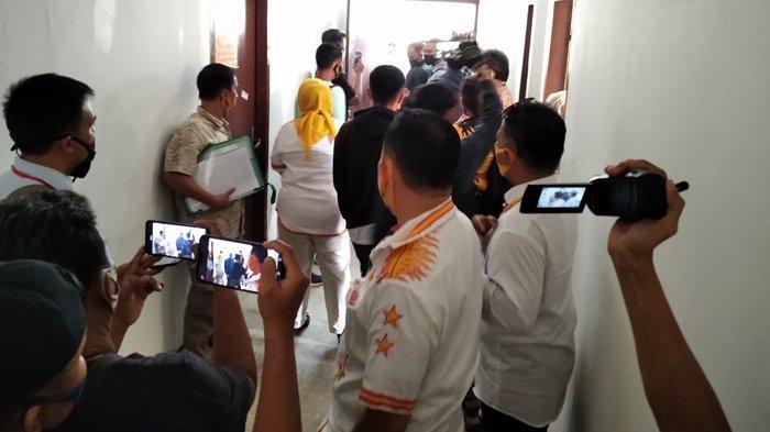 Ike Edwin-Zam Zanariah Pertanyakan Risalah Putusan Musyawarah, Anggota Bawaslu Hilang?