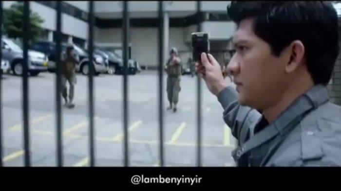 Iko Uwais Bikin Bodyguard Sibuk, Begini Hebohnya Premiere Film Mile 22 di California