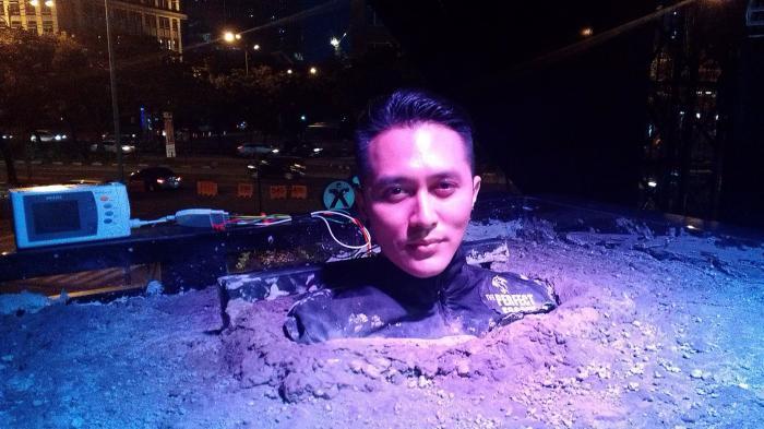Edison Wardhana Jadi Korban Aksi Demian Aditya? Netter: Paru-paru Bolong Tertusuk, Tragis