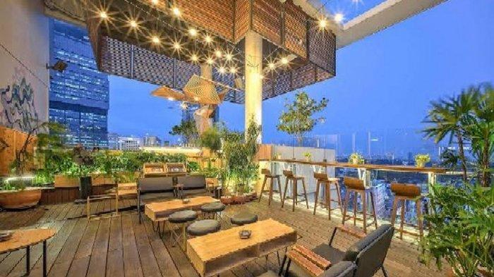 Kuliner Jakarta, 10 Rekomendasi Restoran dan Kafe Rooftop Cocok untuk Nongkrong, Simak Alamatnya