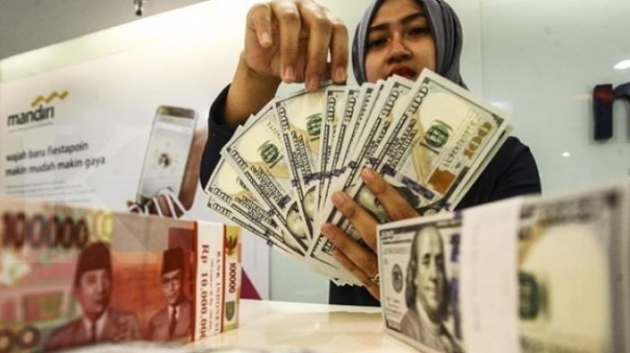 Nilai Tukar Rupiah terhadap Dolar AS Hari Ini 27 Juli 2020