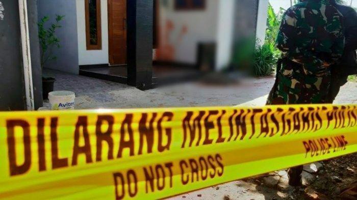 Geger Pembunuhan di Tanggamus: Penghuni Rumah Hanya Dengar Suara Krek!