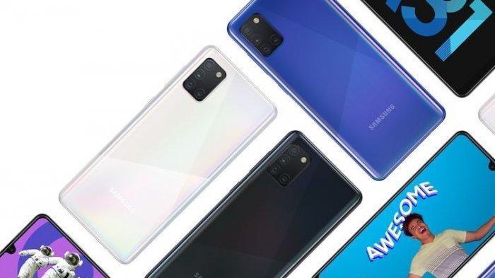Harga HP Samsung Galaxy A31 Dibanderol Mulai Harga Rp 4 Jutaan, Simak Spesifikasi dan Kelebihannya