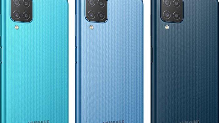Harga HP Samsung Galaxy M12 Dibanderol Harga Rp 2 Jutaan dengan Memori Internal 128 GB