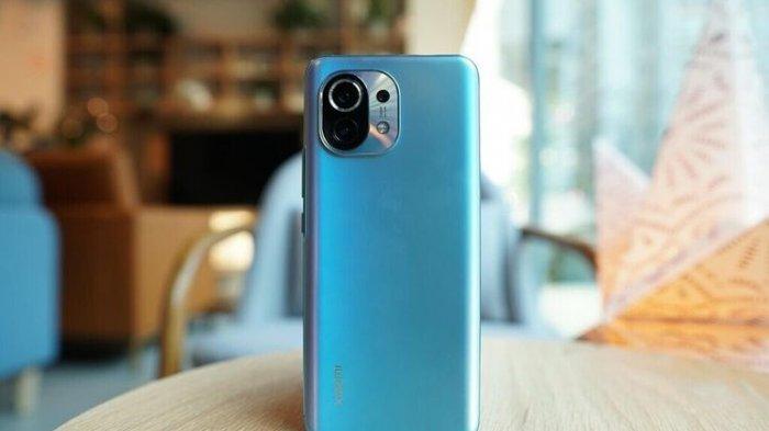 Harga Xiaomi Mi 11 8/256 GB Rp 9 Jutaan