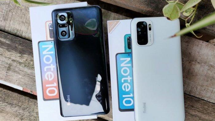 Harga HP Xiaomi Redmi Note 10 Dibanderol Harga Rp 2 Jutaan dengan Layar Amoled, Simak Kelebihannya