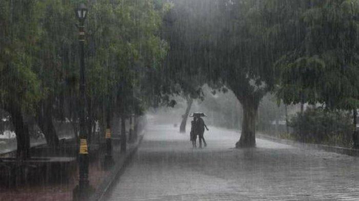 Prakiraan Cuaca Lampung Hari Ini 20 November 2020, Siang hingga Sore Potensi Hujan