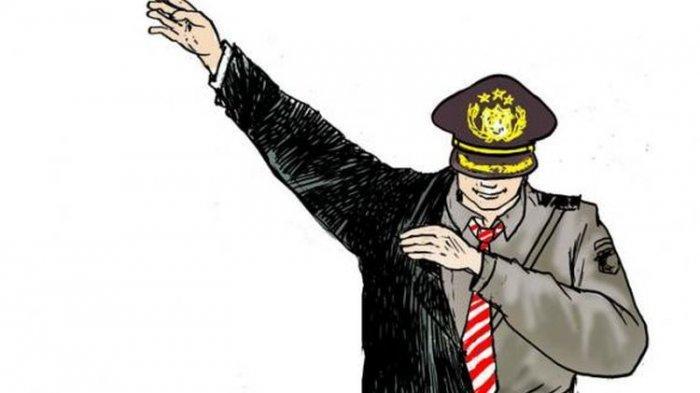 Tak Hanya Soal Edaran Larang Polisi Hedonis, Anggota DPR RI Minta Polisi Perut Buncit Dikurusi