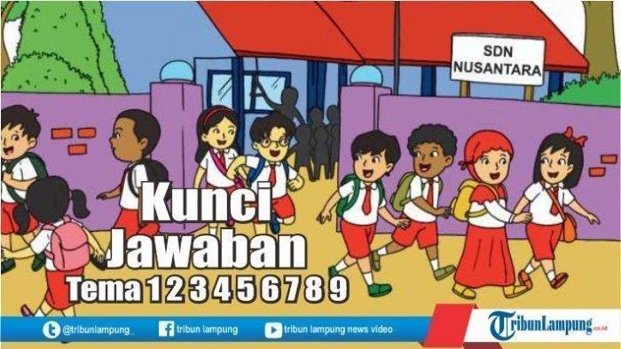 Kunci Jawaban Tema 9 Kelas 4 Halaman 11 Tentang Kekayaan Sumber Energi di Indonesia