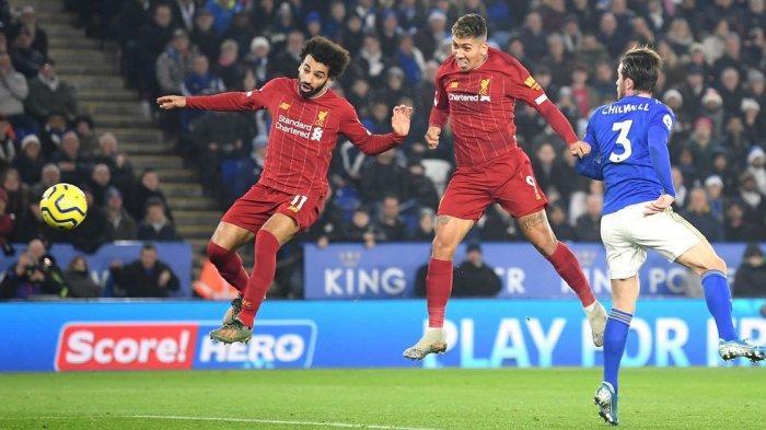 LINK Siaran Langsung Liga Inggris Pekan Ke-24 - Prediksi Laga Leicester City vs Liverpool Malam Ini