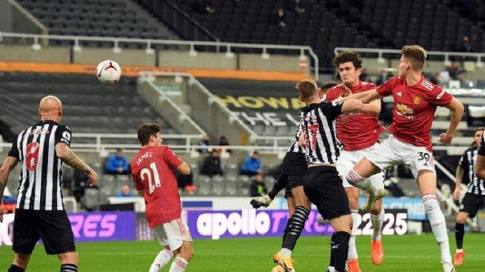 Jadwal Liga Inggris Man United vs Newcastle, CR7 Berpeluang Memulai Debut Sekembali ke Liga Inggris