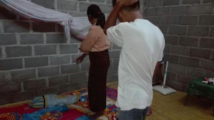 Datang Belanja di Warung, Nafsu Hanafi Memuncak Lihat Istri Tetangga dan Langsung Ditarik ke Kamar