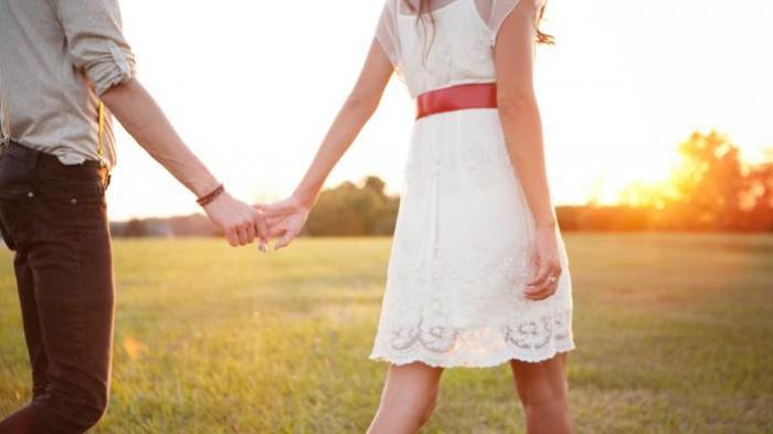 Ilustrasi arti mimpi bertemu mantan pacar, pertanda rindu?