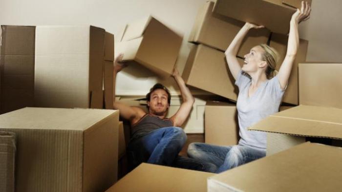 Ilustrasi pindah rumah. Simak arti mimpi pindah rumah, waspada pertanda buruk