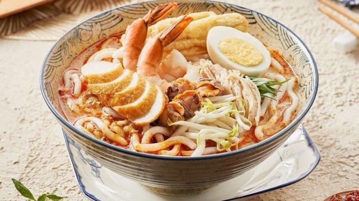 Kuliner Jakarta, Rekomendasi Restoran dengan Menu Laksa Khas Singapura yang Wajib Kamu Coba