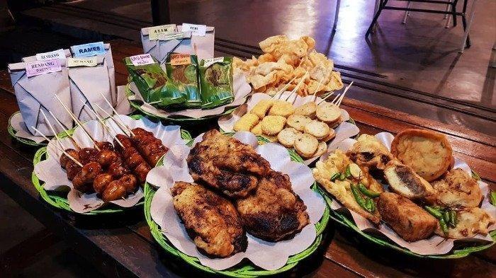 Kuliner Bandung, Tempat Angkringan Murah Mulai dari Rp 3 Ribuan Saja Ada di Jalan Riau