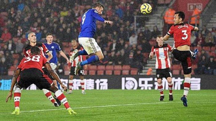 Jadwal Liga Inggris, Southampton vs Leicester City, The Saints Punya Alasan untuk Balas Dendam