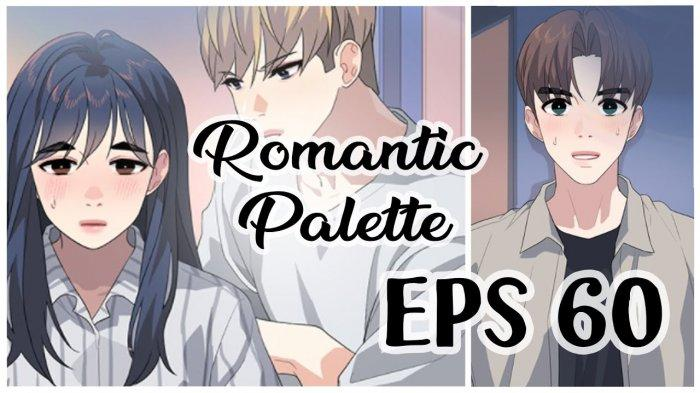 Spoiler Webtoon Romantic Pallete Episode 77, Bitna dan Sihyeong Mulai Bercerita Masalalu