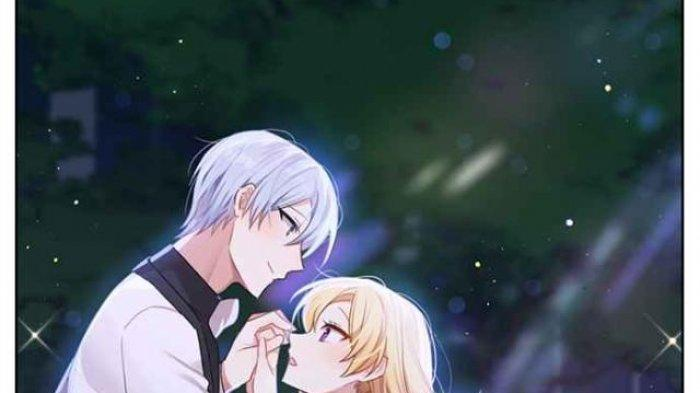 Webtoon Im Just His Friend Spoiler Episode 21, Adegan Romantis Ian dan Louise