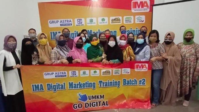 IMA Lampung Gelar Digital Marketing Training Batch #2