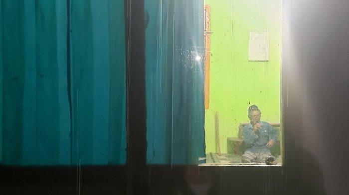 Malam Takbiran di Liwa Lampung Barat Diguyur Hujan Deras