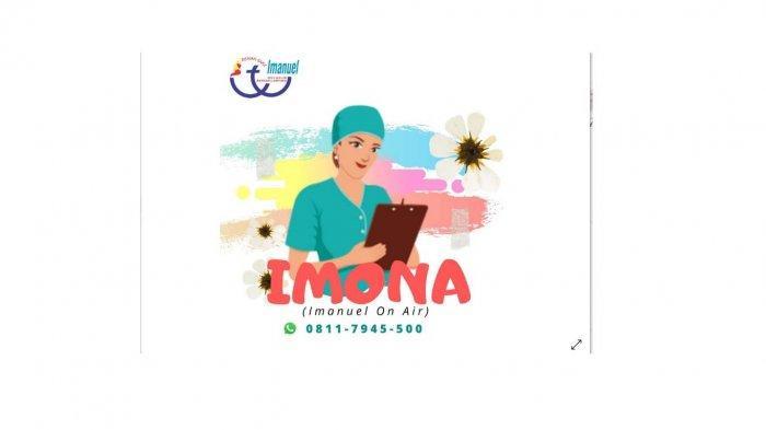 Pelayanan IMONA (Imanuel On Air) di Rumah Sakit Imanuel