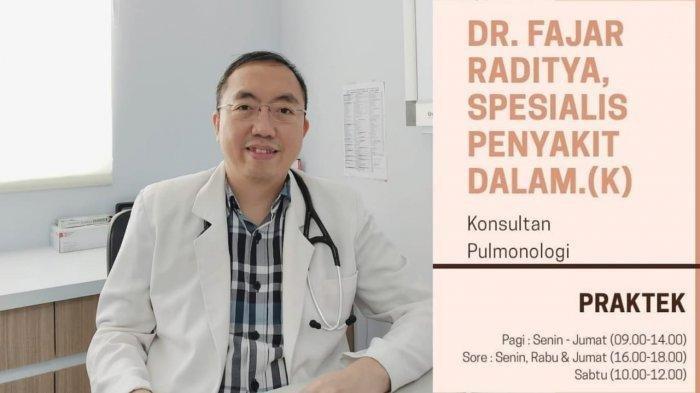 Layanan RSIM untuk Penyakit Paru