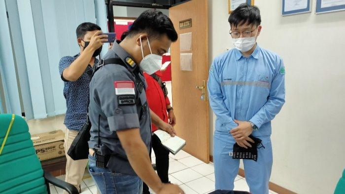 Imigrasi Kalianda Cek Dokumen WNA PT Fermentech Indonesia, Dokumen Izin Kerja Tidak Bermasalah