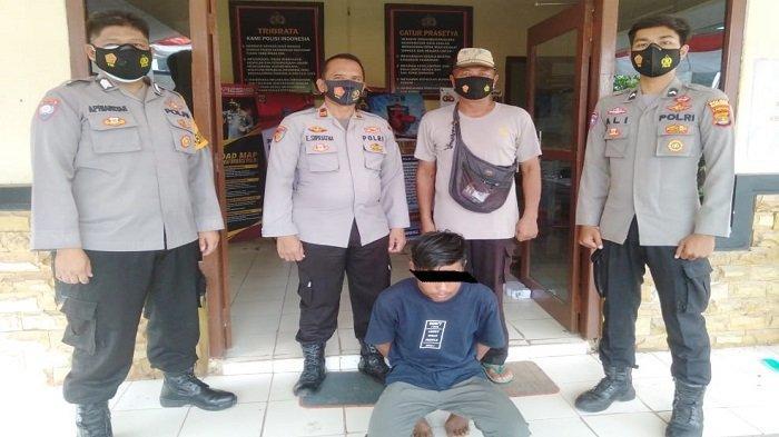 Iming-imingi Pulsa Internet 50 Ribu, Pemuda di Lampung Lakukan Tindak Asusila