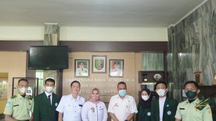 Pemprov Lampung Harapkan Mahasiswa Pertanian Bantu Petani Manfaatkan IT