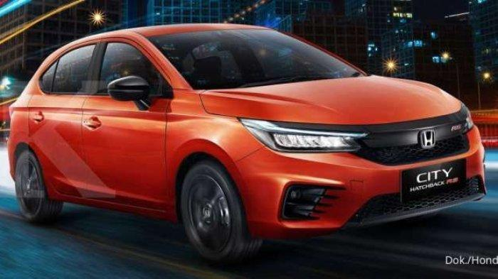 Info Mobil, Spesifikasi dan Harga Honda City Hatchback Bekas
