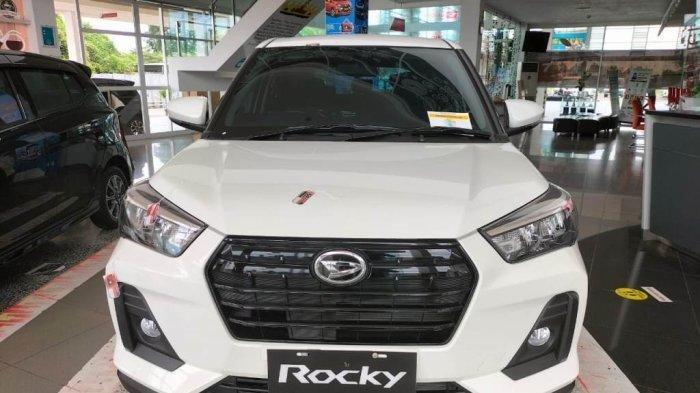 Info Mobil, Daihatsu Rocky 2021 Harga OTR dan Spesifikasi