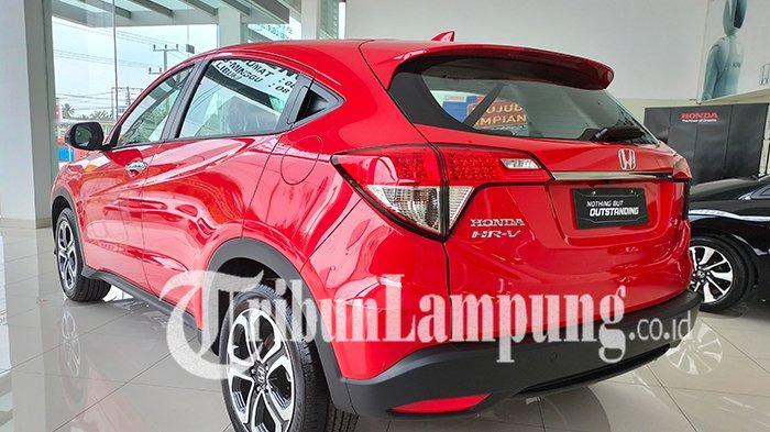 Info Mobil, Simulasi Kredit Mobil Honda HRV Terbaru di Dealer Honda Arista Lampung
