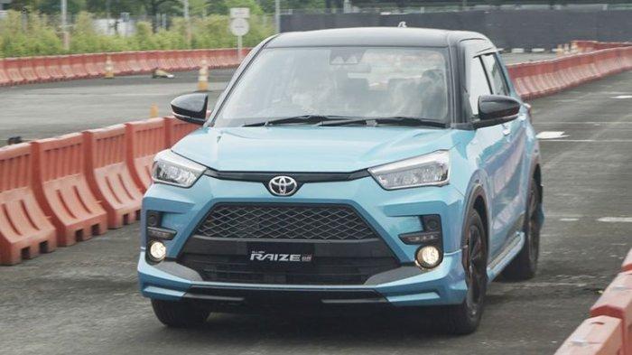 Info Mobil, Spesifikasi dan Harga Mobil Bekas Toyota Raize
