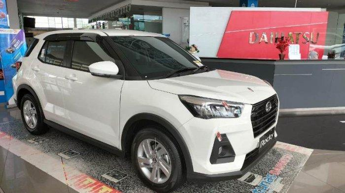 Info Mobil Terbaru, Harga OTR Daihatsu Rocky 2021 di Dealer Tunas Daihatsu Lampung