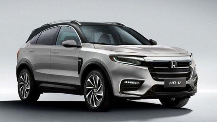 Info Mobil, Mobil Honda HRV Hadirkan Teknologi Keselamatan Tingkat Tinggi dengan Tampilan Sporty