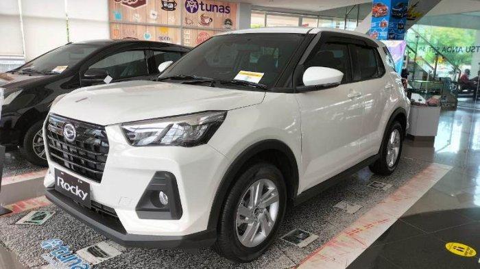 Info Mobil Terbaru, Simulasi Kredit Daihatsu Rocky 2021 di Dealer Tunas Daihatsu Lampung