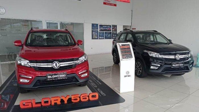 Info Mobil Terbaru, Spesifikasi DFSK Glory 560, SUV Canggih dengan Harga Bersahabat