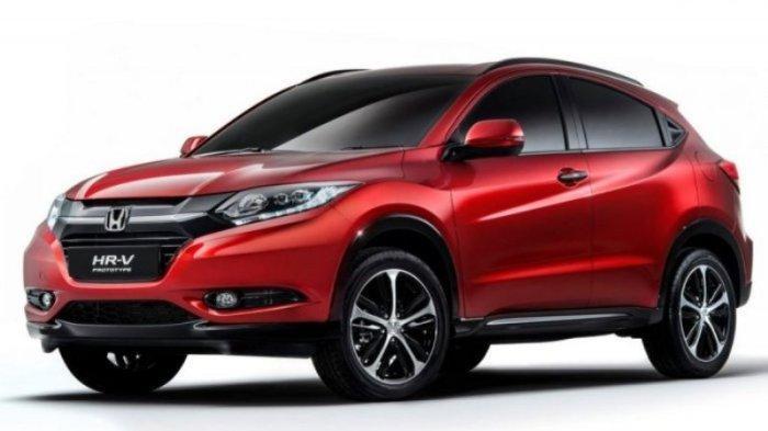 Info Mobil Terkini, Info Harga dan Spesifikasi Honda HRV Persaing di Kelas Mobil SUV