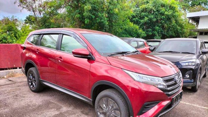 Info Mobil Terbaru, Spesifikasi Mobil Daihatsu All New Terios 2021
